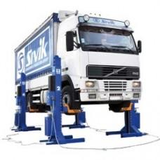 ПГП-24000/4 Подкатной подъемник для грузового  транспорта г/п 24т. Сивик ПГП-24000/4