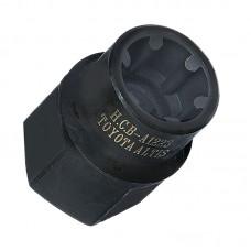 """CT-A1223 Шестигранная головка TOYOTA (под ключ  1/2"""", 10S) Car-Tool CT-A1223"""