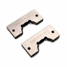 CT-A1183-7 Дополнительные губки M52 X P1.5 для корректора  резьбы Car-Tool CT-A1183-7