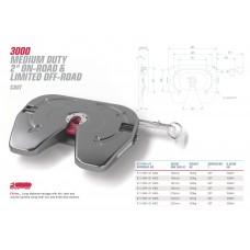 E11 55R–01 4902 Седельно-сцепное устройство FONTAINE 3000, гп 20тн, 148мм