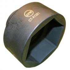 CT-A1281 Головка для гайки роликового подшипника  оси BPW 16 т Car-Tool CT-A1281