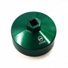 CT-A1243 Ключ масляного фильтра для дизеля  84 мм, 14 граней Car-Tool CT-A1243